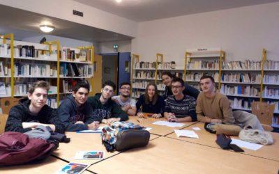 Rencontre professionnels / élèves