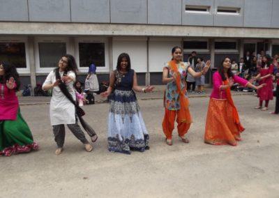 Broceliande Lycee voyage echange Inde 18