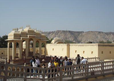 Broceliande Lycee voyage echange Inde 12