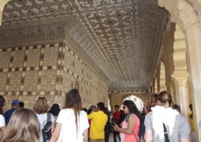 Broceliande Lycee voyage echange Inde 10