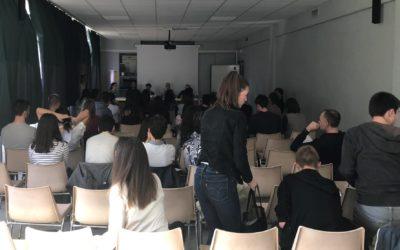 Les lycéens de Brocéliande engagés sur le climat