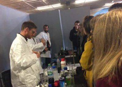 fetes des sciences lycee broceliande 2