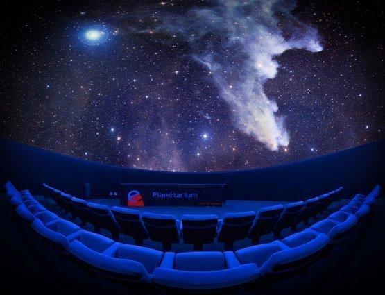 planetarium de rennes