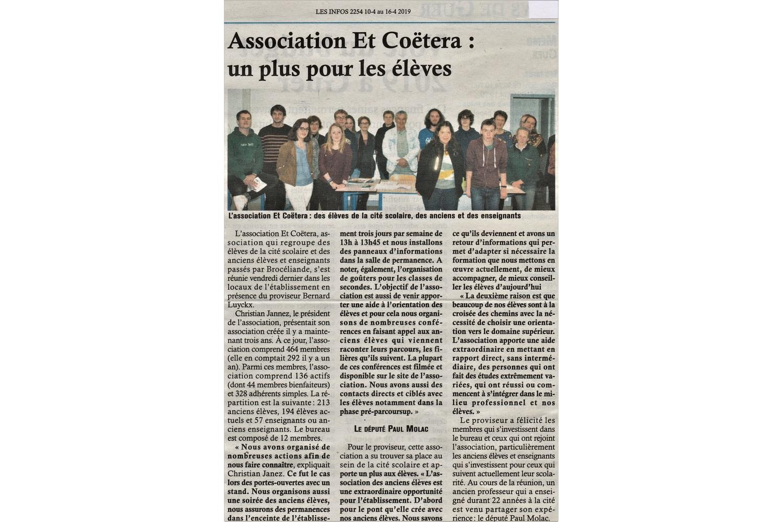 AG ËTC 5 04 19 Article Les Infos_20190410_0001 réduit