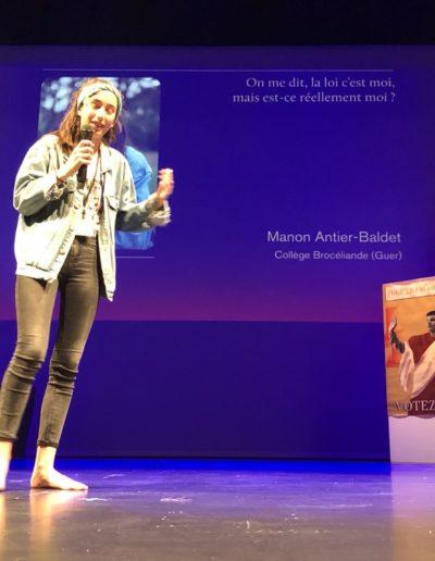 Manon ANTIER-BALDET