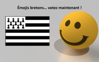 « Emojis Breizh », votez maintenant !