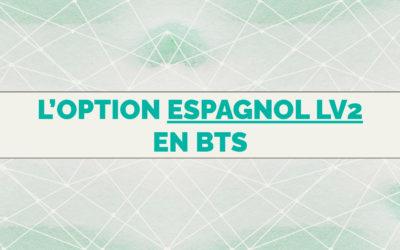 Espagnol BTS