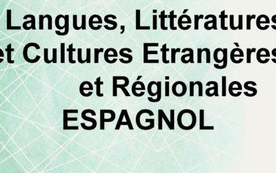 LLCER Espagnol