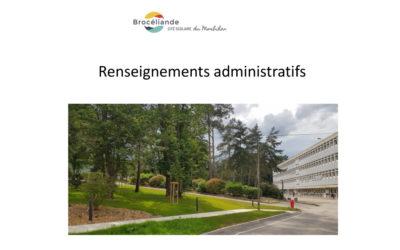 Présentation administrative LGT