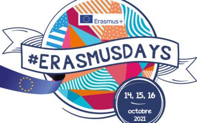 Vendredi 15 octobre, c'est Erasmus Day à Brocéliande !